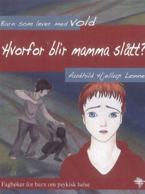 Bokomslag Barn som lever med vold