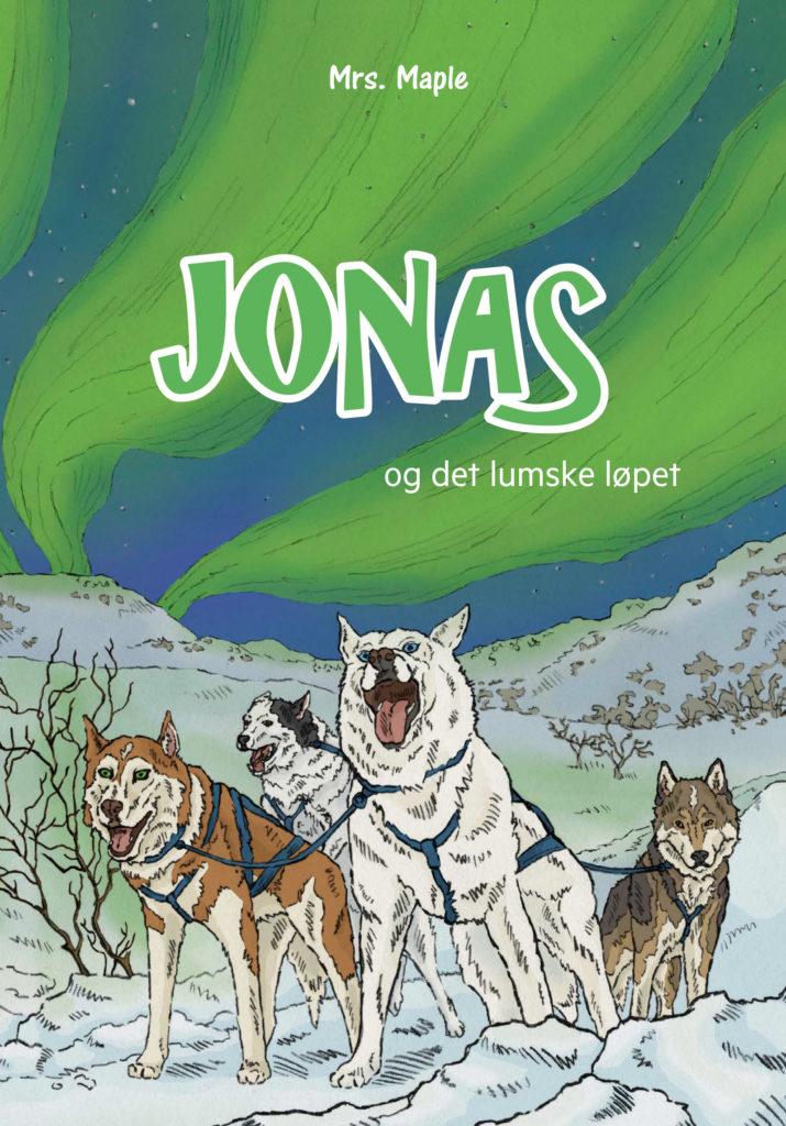 Bokomslag Jonas og det lumske løpet