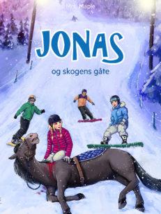 Bokomslag Jonas og skogens gåte