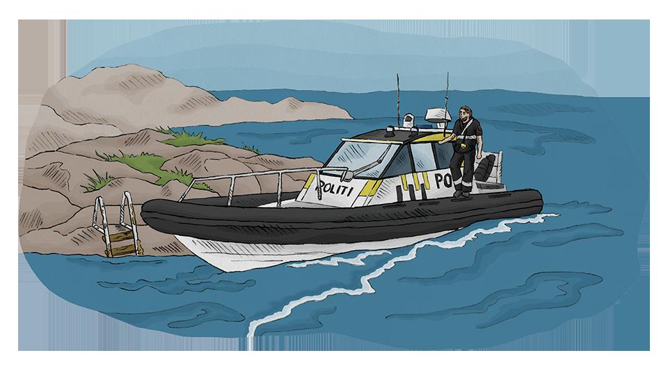 Politibåt